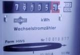 Stromrechnung sinkt im November um 2,1%