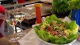 Kopfsalat à la Mediterranee