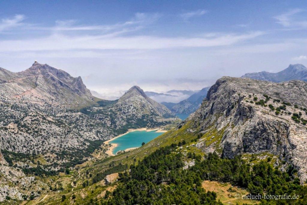 Wandern auf Mallorca: Der Gorg Blau