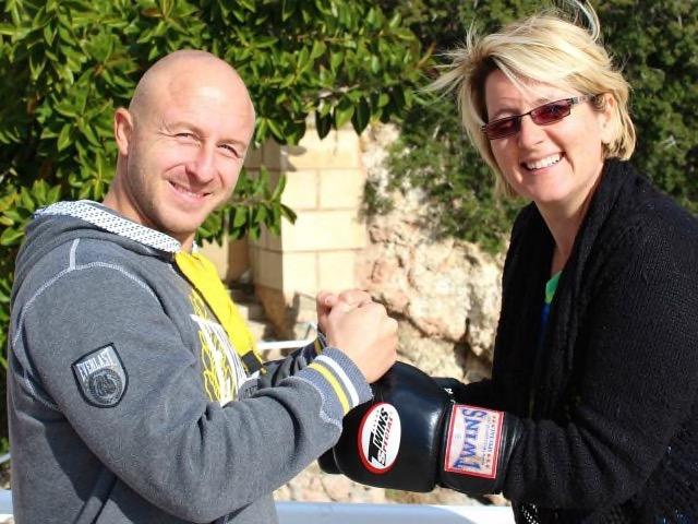 Personaltrainer Marcel Markwirth im Gespräch mit Mallorcatalks