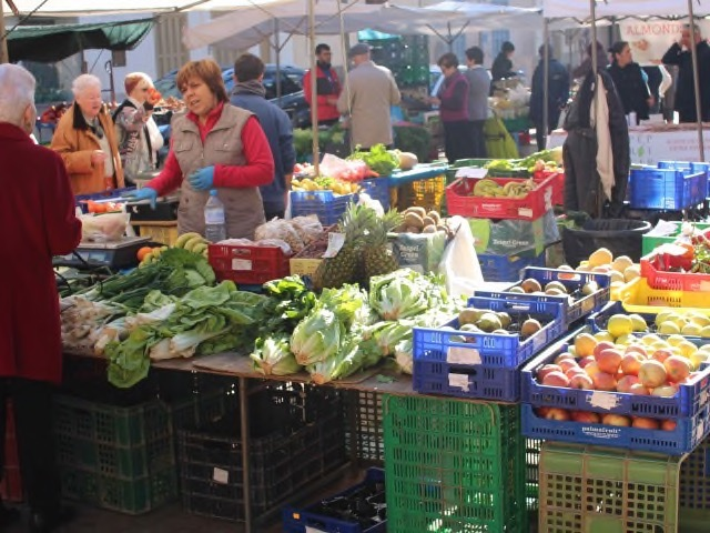 Markt in Campos
