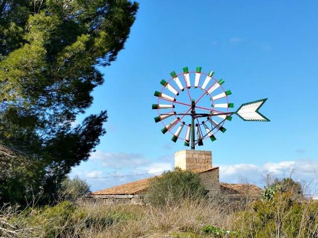 Windmühlen von Campos