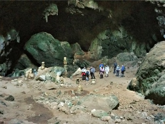 Avenc de Son Pou - erste Höhle