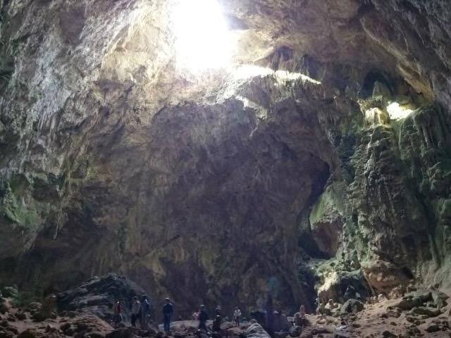 Höhlen auf Mallorca: Avenc de Son Pou
