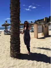 der erste Ausflug nach Mallorca