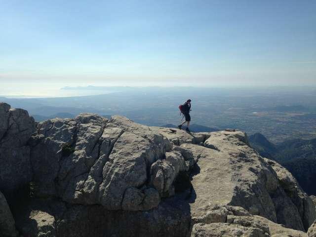 Serra de Tramuntana - das Dach Mallorcas