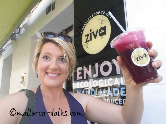 Mallorcatalks-loves-Ziva-to-go