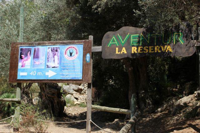 Der Aventur Park im La Reserva.