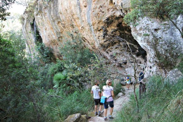 Im Naturpark La Reserva muss man laufen!