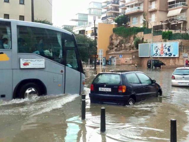 Regen auf Mallorca - und dann?