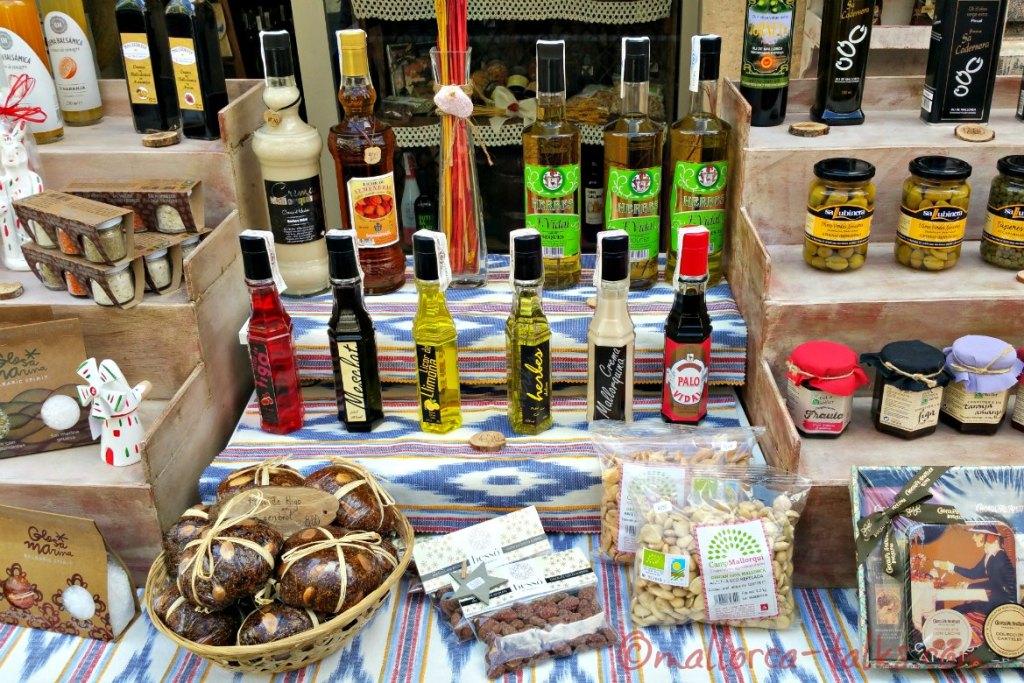 mallorquinische Produkte kaufen - hierbas - mandeln