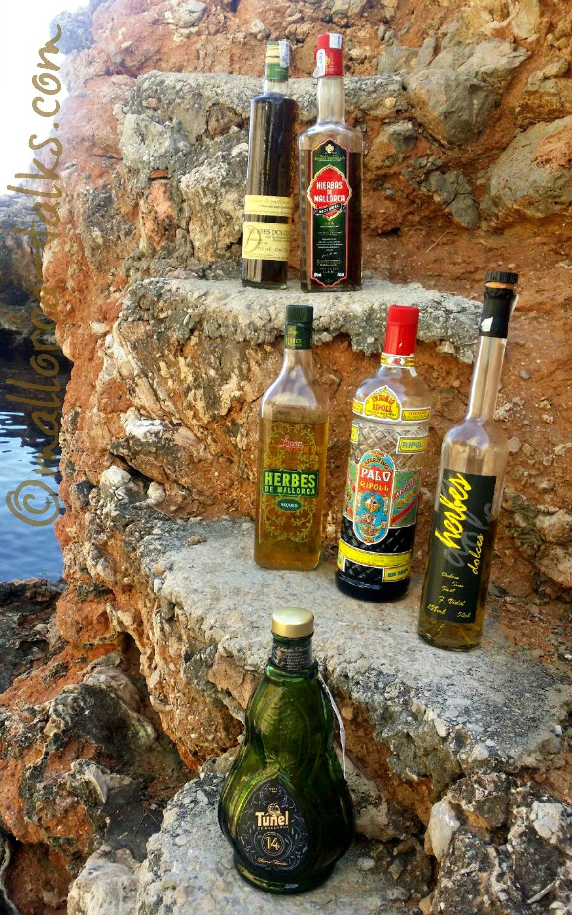 Hierbas auf der Mallorca Talks Hierbastour zu Wasser