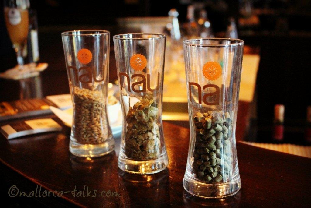 NAU Cerveza Natural Mallorca