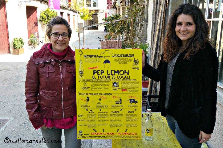 Carme Verdaquer Pep Lemon Mandalina Pieptaner