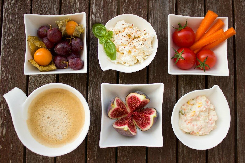 Frühstück auf Mallorca
