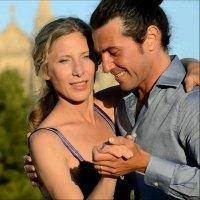 Nestor und Valentina Tango Palma