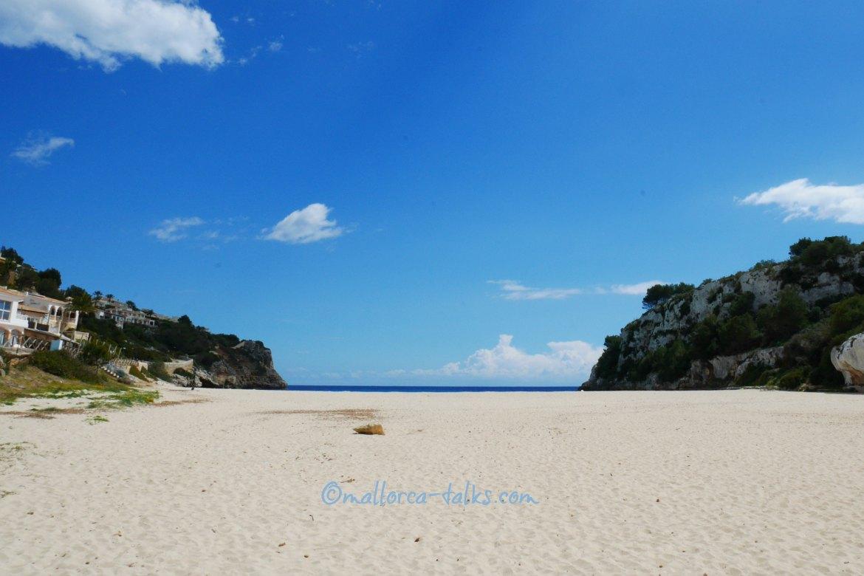 Cala Romantica im Südwesten von Mallorca