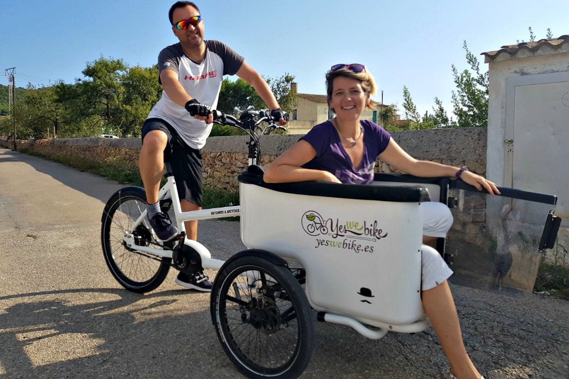 Butcher´s & bicycles im Test E-Bikes auf Mallorca