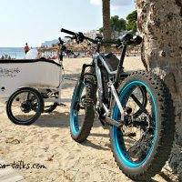E-Bikes auf Mallorca