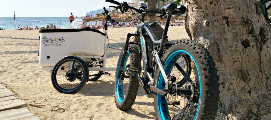 E-Bikes auf Mallorca - Yes we bike Santa Ponsa