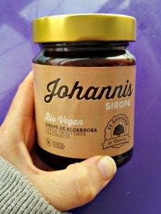 Produkte aus Johannisbrot Mallorca