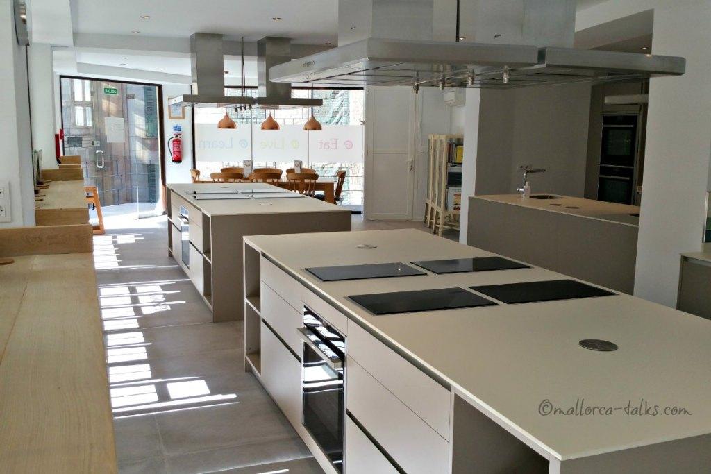 mymuybueno cookery school in Palma