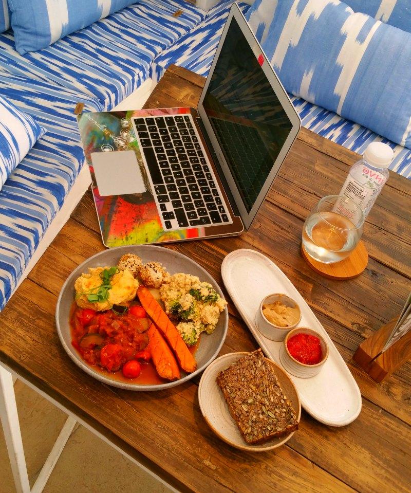 Essen im mymuybueno in Palma