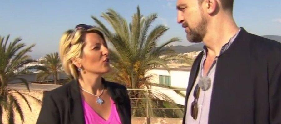 Barbara Röss von Mallorca Talks im WDR Fernsehn