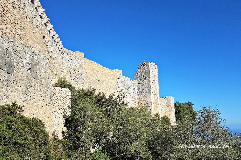 Ausflug zum Castell de Santueri