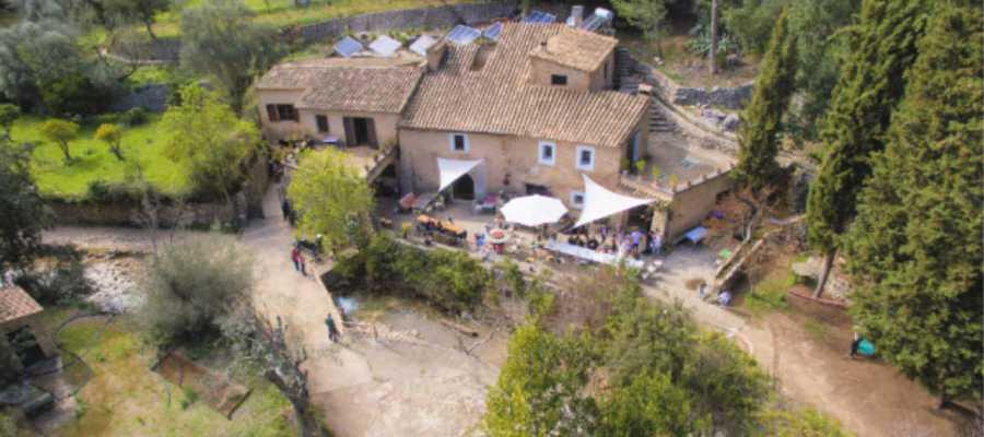 MallorcaTalks zu Besuch auf Son Roig, Santa Maria