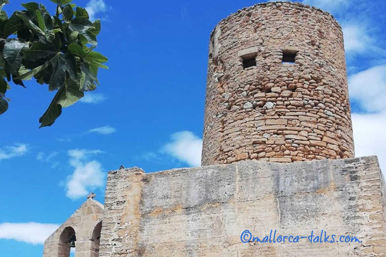 Wehrturm Castell de Capdepera (1)