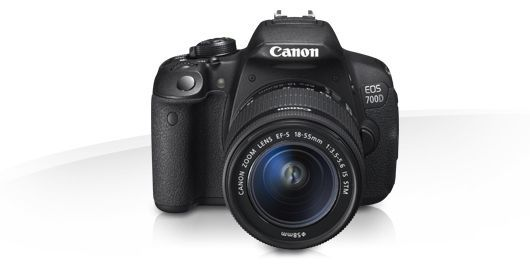 Cámaras réflex - Canon EOS 700D
