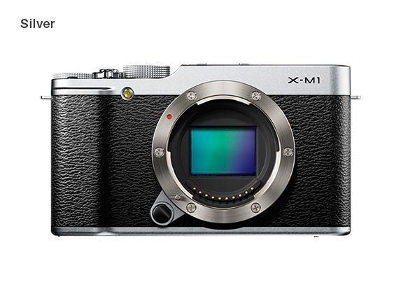 Cámaras réflex - Fujifilm X-M1
