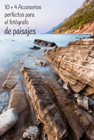 Accesorios fotografía paisaje