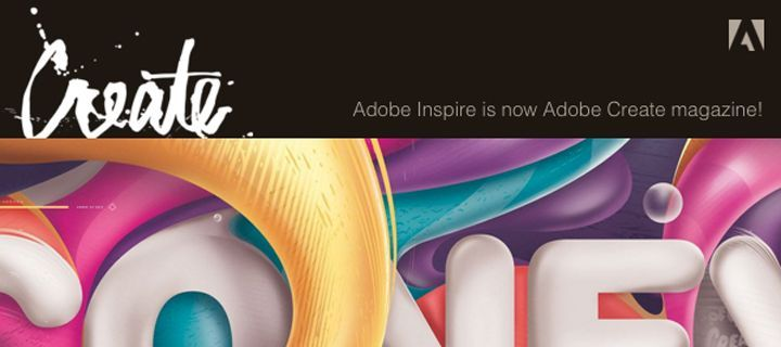 Create, revista Adobe