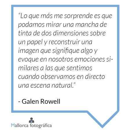Frases de Galen Rowell