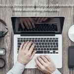Exportar fotografías como catálogo Lightroom
