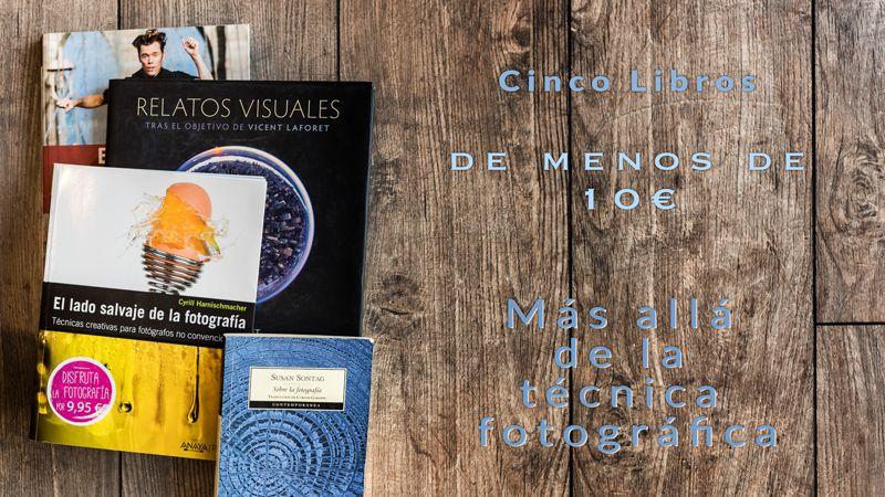 5 libros de fotografía