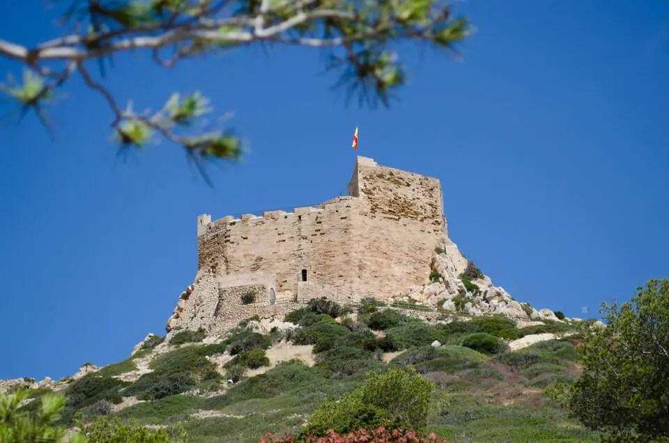 Burg von Cabrera