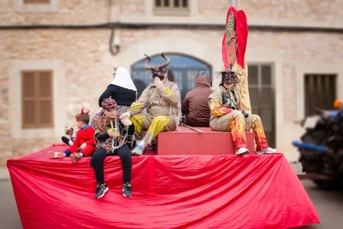 Sant Antoni auf Mallorca Tradition Antoniusfest