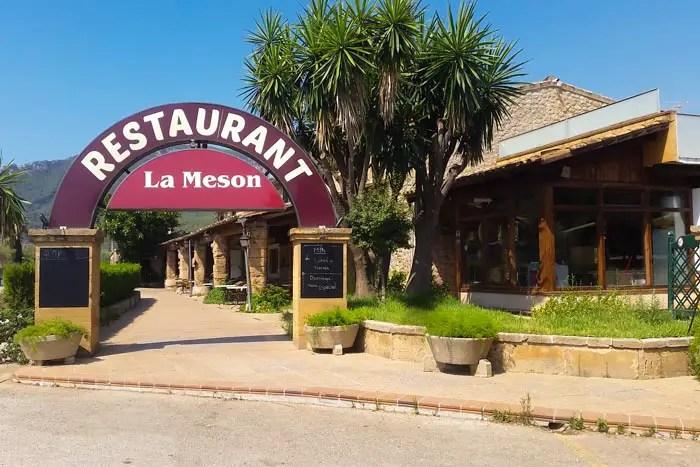 Restaurant Es Caliu La Meson Can Panasso Soller Bunyola