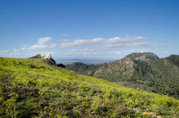 Burg Castell de Santueri Mallorca für Kinder