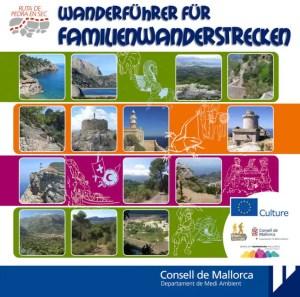 Wandern mit Kindern auf Mallorca Familienwanderkarte