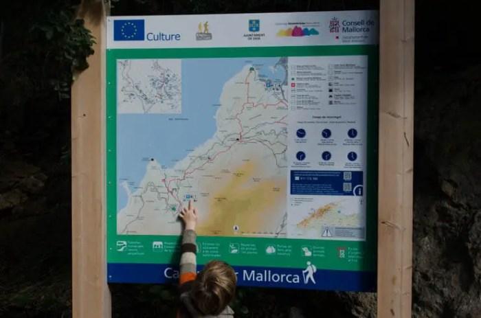 Mallorca für Kinder Cala Deià