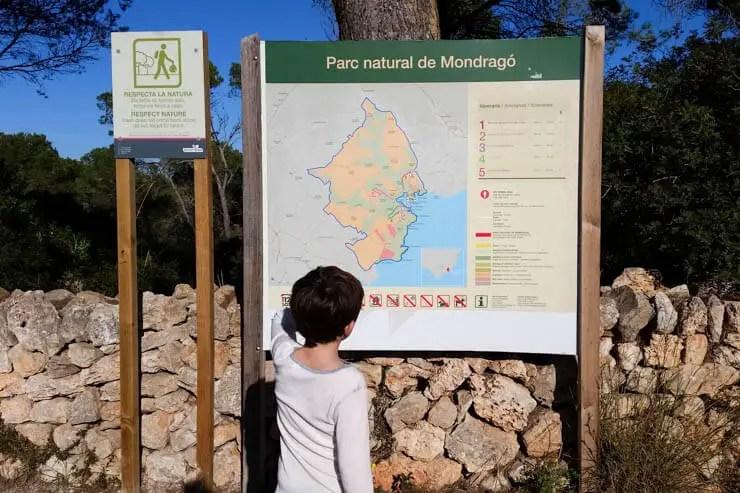 Cala Mondrago: Wandern im Naturpark