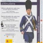 Wachablösung der Ehrengarde in Palma
