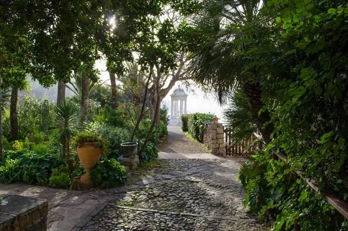 Son Marroig: Anwesen von Luis Salvador