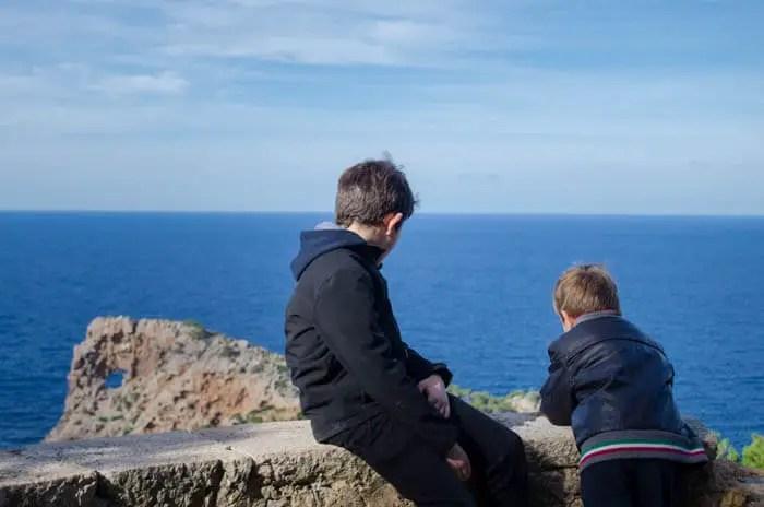 Wandern mit Kindern auf Mallorca