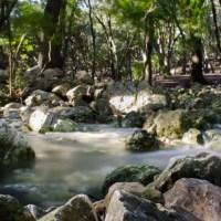 Ses Fonts Ufanes: Bei den Wasserfeen