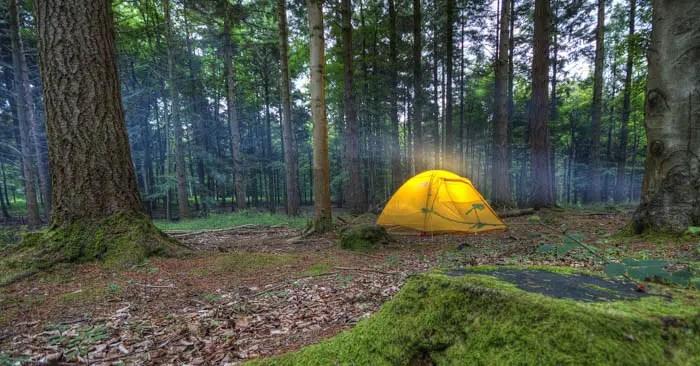 Camping auf Mallorca